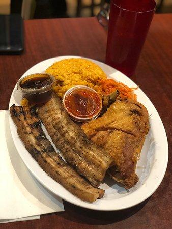 Filipino Restaurant in Downtown Union City