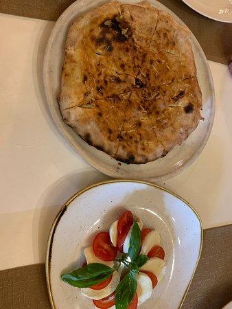Leckeres Essen in italienischer Athmosphäre