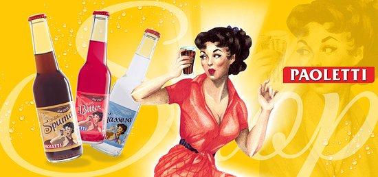 """Le nostre bibite sono """"quelle di una volta""""..... Abbiamo scelto di esaltare la tradizione italiana dei soft-drink con bevande che vi faranno riscoprire gusti dimenticati"""
