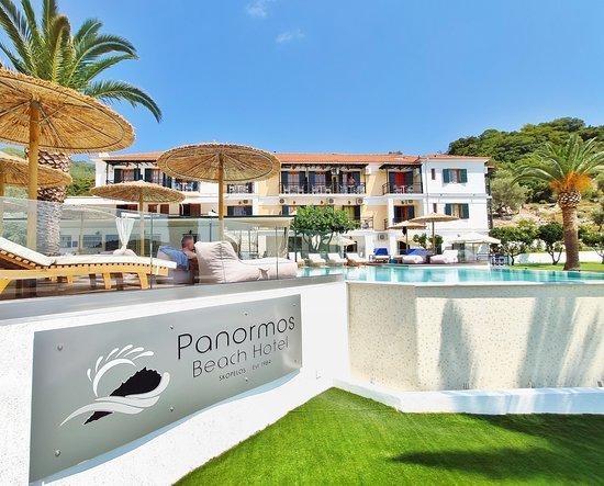 Hotel Panormos Beach Skopelos