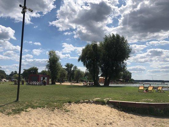 Plaża Łazienki