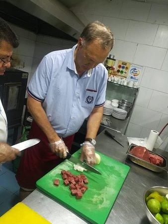 Cooking Class (Sajeah)