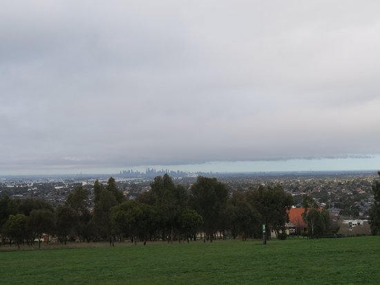 Mount Ridley Lookout