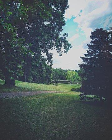 Fuzerradvany, Ungarn: English park