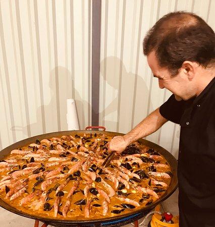 Paella individuelle ou de groupes