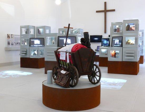 Dokumentationsstätte Gnadenkirche Tidofeld
