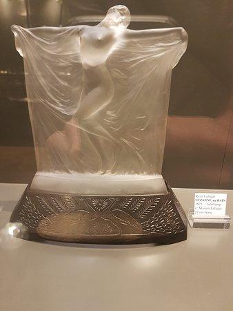 Lalique lamp