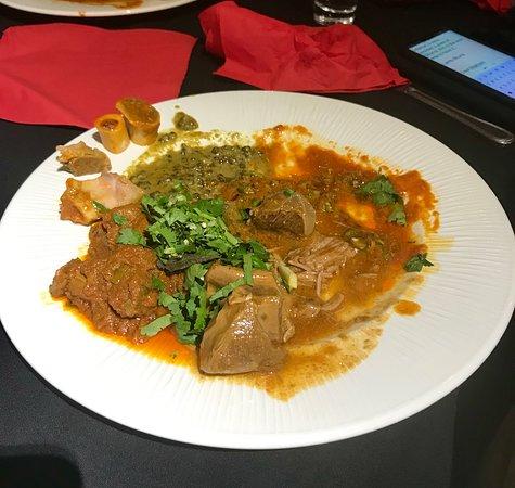 Village Curry House Glasgow Menu Prices Restaurant