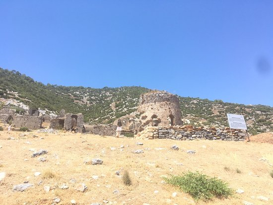 Лето в Турции