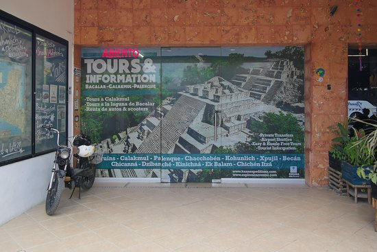 Tours & Information Bacalar