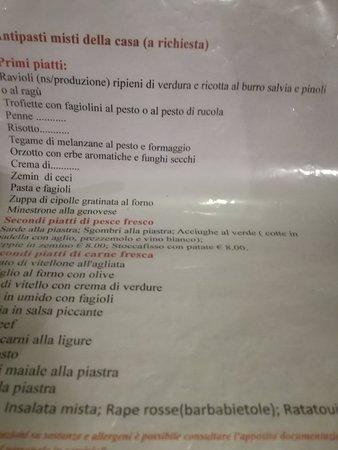 Cisano sul Neva, إيطاليا: Ristorante Bar Sport