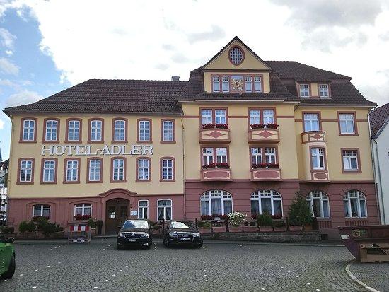 Vacha, เยอรมนี: In der Ortsmitte gelegen
