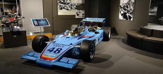 1974 Jorgensen Eagle Indianapolis 500 Car
