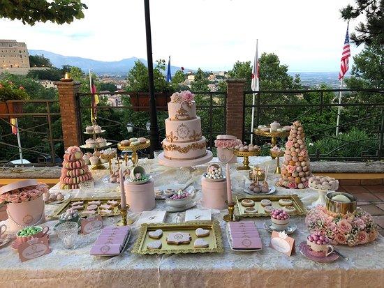 San Lorenzo del Vallo, Italia: Il nostro sweet table