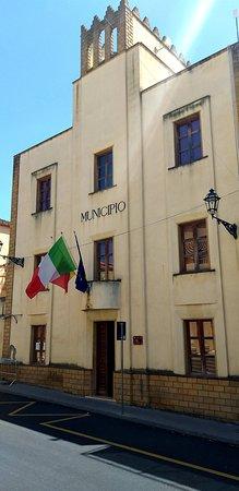 Nissoria, إيطاليا: Palazzo comunale