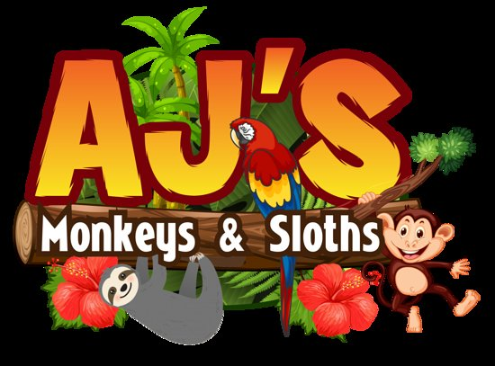 AJ's Monkeys and Sloths