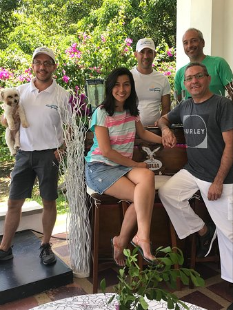 Chuspa, Венесуэла: Staff de MarAguaney