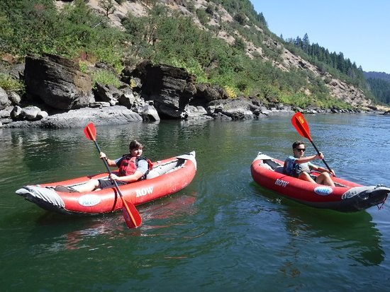 ROW Adventures - Rogue River Rafting (Merlin) - UPDATED 2019