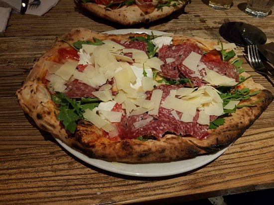 THIS pizza crust
