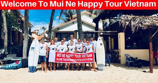 Mui Ne Happy Tour Vietnam