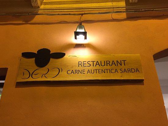 Restaurant DERO, Cagliari juillet 2019