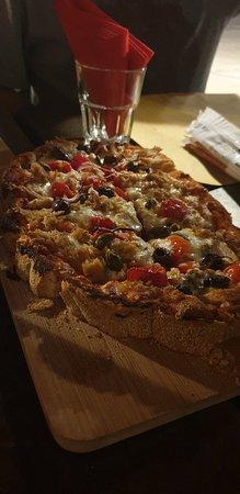 Mega Panino E Mega Toast Picture Of Risto Caffe Bonsai Palmanova Tripadvisor