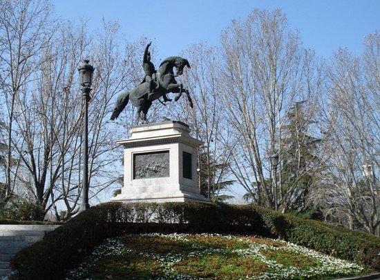 Monumento al General Jose de San Martin