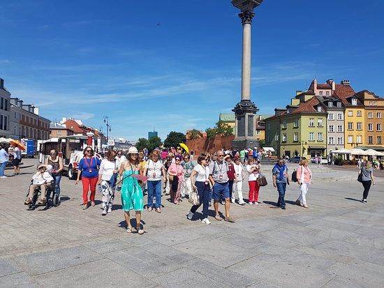 Visita de Varsovia