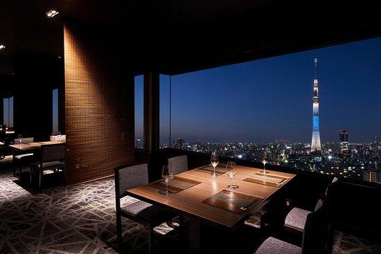 Ren Skytree R View Restaurant Sumida