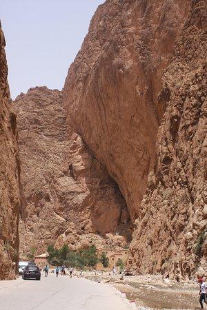 Excursion privée dans le désert du Sahara au départ de Marrakech : Torda Gorge