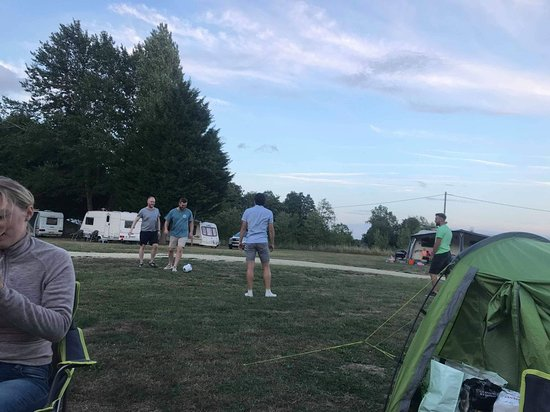 Ligueil, Γαλλία: Great stay at Campsite De La Touche