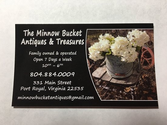 The Minnow Bucket Antiques