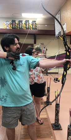 Adventures Archery Tampa 2019 All You Need To Know