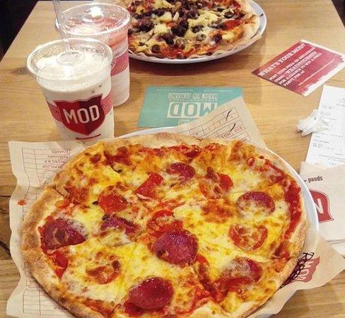 Mod Pizza London Trafalgar Square Embankment Updated