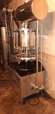 Den Ham, เนเธอร์แลนด์: Flessenvulmachine