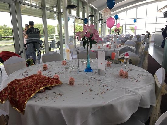 Engagement party in Balcony Room