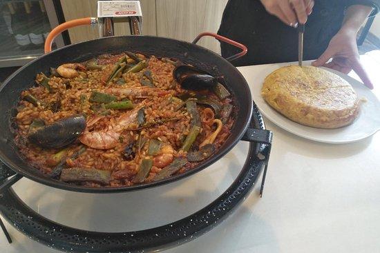 Restaurante La Terraza Del Cristina