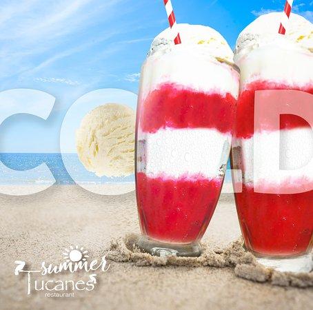 Prospect Park, นิวเจอร์ซีย์: Churchill - Traditional beach frosty beverage & ice cream