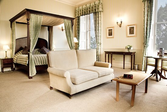 Enstone, UK: Manor House Suite