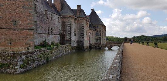 Carrouges, Frankrike: Le Château