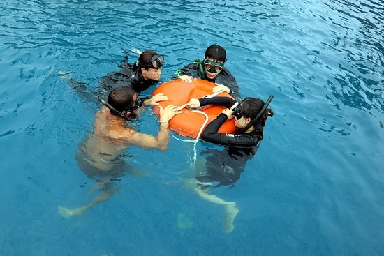 Our PADI Freediver course includes: PADI Freediver course PADI Freediving Ebook Rental of all freediving equipment 2 nights discounted accommodation in a private bungalow Great location on the beach Diver Prerequisites: 15 years old More information https://crystalfreediving.com/padi-free-diver/