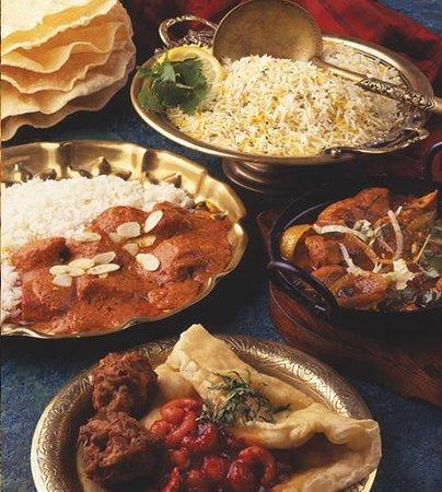 British Indian Take Away: British Indian Dishes