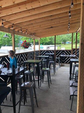 Fauquier, Kanada: Mushroom Addition Restaurant