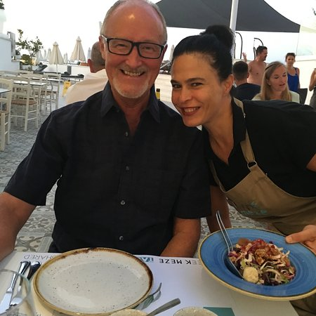 Meze restaurant  with Sofia