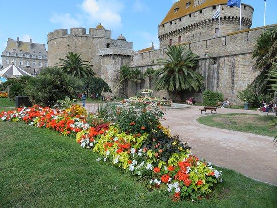 Fontaine Saint Malo