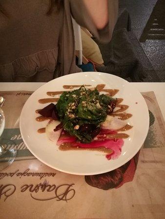 Polish salad.