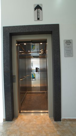 Huauchinango, المكسيك: elevador