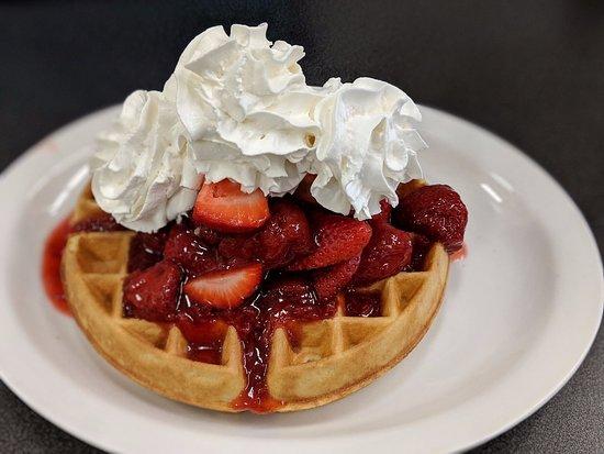 Lambton Shores, Canada: The Bend Waffle