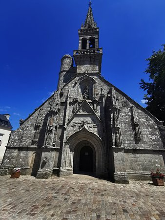 Confort-Meilars, Frankrike: Église Notre-Dame de Confort
