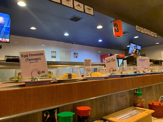 Sushi Station Revolving Sushi Bar Phoenix Desert Ridge Restaurant Reviews Photos Phone Number Tripadvisor Find a sushi station near you or see all sushi station locations. sushi station revolving sushi bar